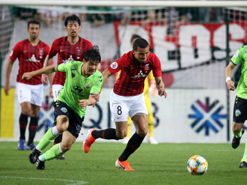AFC Champions League Group Stage MD4 vs Jeonbuk Hyundai Motors Football Club(Result)