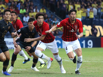 AFC Champions League Group Stage MD5 vs Buriram United(Result)