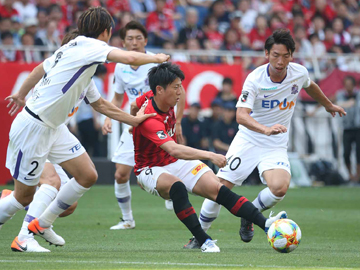MEIJI YASUDA J1 League 13th Sec. vs Sanfrecce Hiroshima(Result)