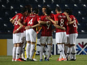 AFC Champions League Round of 16 2nd Leg vs Ulsan Hyundai FC