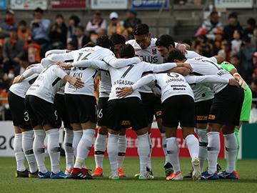 MEIJI YASUDA J1 League 17th Sec. vs Oita Trinita