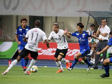 MEIJI YASUDA J1 League 17th Sec. vs Oita Trinita(Result)