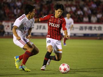 Emperor's Cup JFA 99th Japan Football Championship 2nd Round vs Ryutsu Keizai University(Result)
