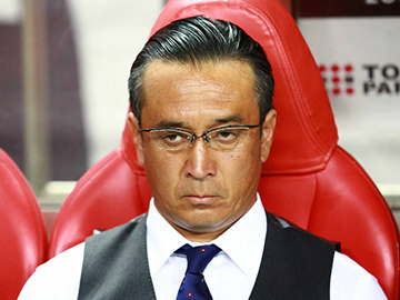 Team Manager Tsuyoshi Otsuki – press conference after the match against Nagoya Grampus
