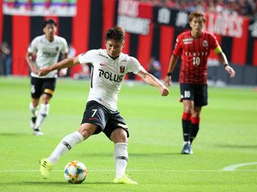 EIJI YASUDA J1 League 22nd Sec. vs Hokkaido Consadole Sapporo(Result)