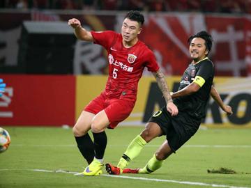 AFC Champions League Quarter-final 1st Leg vs Shanghai SIPG F.C.(Result)