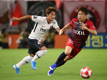 J.LEAGUE YBC Levain CUP QUARTER-FINALS 2nd Leg vs Kashima Antlers(Result)