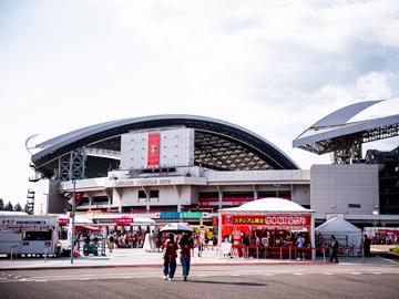 MEIJI YASUDA J1 League 26th Sec. vs Cerezo Osaka