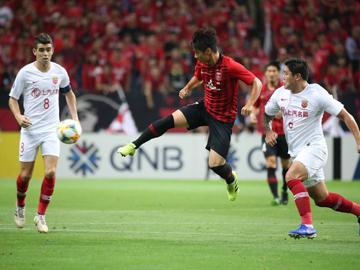 AFC Champions League Quarter-final 2nd Leg vs Shanghai SIPG F.C.(Result)