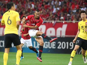 AFC Champions League Semi-final 1st Leg vs Guangzhou Evergrande FC(Result)