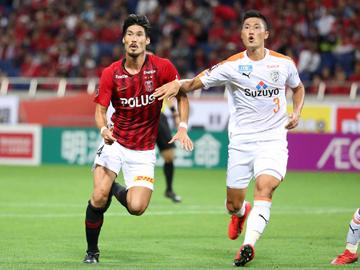 MEIJI YASUDA J1 League 28th Sec. vs Shimizu S-Pulse(Result)