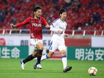 MEIJI YASUDA J1 League 29th Sec. vs Oita Trinita(Result)
