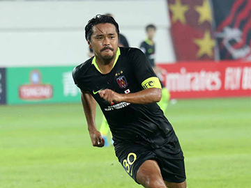 conference after the match against Guangzhou Evergrande FC