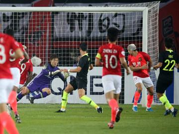 AFC Champions League Semi-finals 2nd Leg vs Guangzhou Evergrande FC(Result)