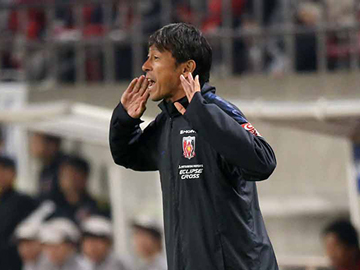Head Coach Yusaku Ueno – press conference after the match against Kashima Antlers