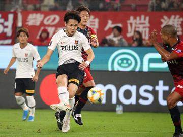 MEIJI YASUDA J1 League 30th Sec. vs Kashima Antlers(Result)