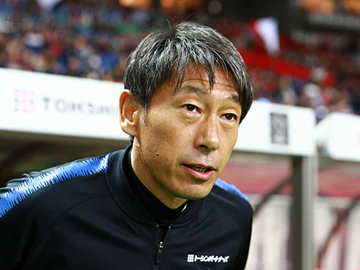 Head Coach Yusaku Ueno – press conference after the match against Kawasaki Frontale