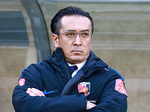 Team Manager Tsuyoshi Otsuki – press conference after the match against FC Tokyo
