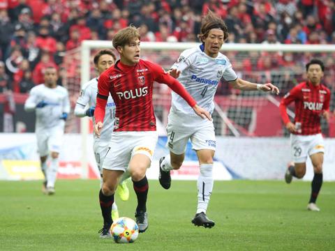 MEIJI YASUDA J1 League 34th Sec. vs Gamba Osaka(Result)