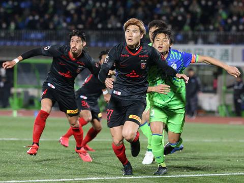 MEIJI YASUDA J1 League 1st Sec. vs Shonan Bellmare(Result)