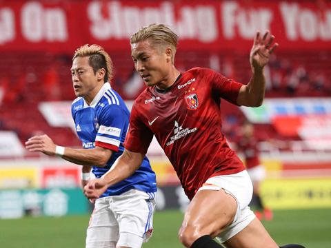 MEIJI YASUDA J1 League 2nd Sec. vs Yokohama F・Marinos(ONE HEART MATCH)(Result)