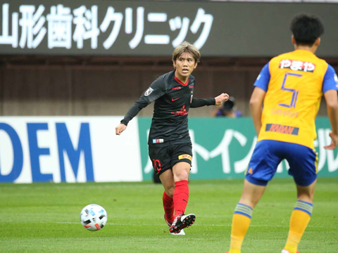 MEIJI YASUDA J1 League 3rd Sec. vs Vegalta Sendai(Result)