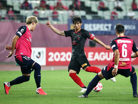 J.LEAGUE YBC Levain CUP GROUP STAGE 2nd Sec. vs Cerezo Osaka(Result)