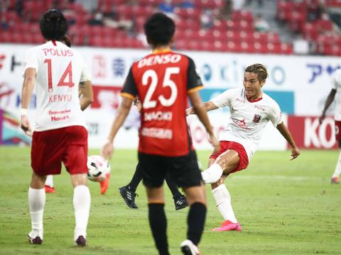 MEIJI YASUDA J1 League 9th Sec. vs Nagoya Grampus(Result)