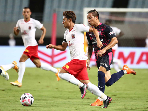 MEIJI YASUDA J1 League 14th Sec. vs Cerezo Osaka(Result)