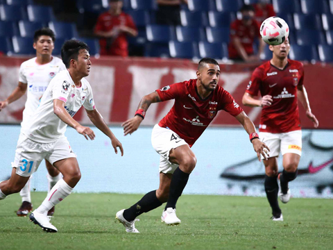 MEIJI YASUDA J1 League 15th Sec. vs Sagan Tosu(Result)