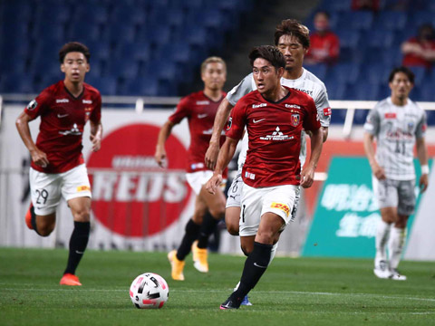 MEIJI YASUDA J1 League 17th Sec. vs Kawasaki Frontale(Result)