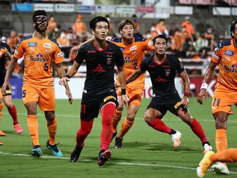 MEIJI YASUDA J1 League 18th Sec. vs Shimizu S-Pulse(Result)
