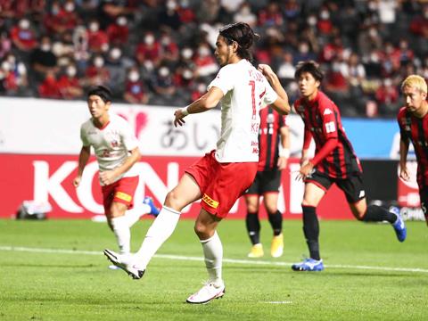 MEIJI YASUDA J1 League 16th Sec. vs Hokkaido Consadole Sapporo(Result)