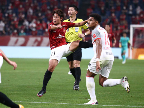 MEIJI YASUDA J1 League 20th Sec. vs Nagoya Grampus(Result)