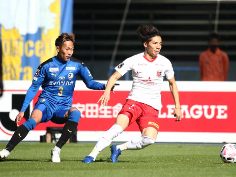 MEIJI YASUDA J1 League 25th Sec. vs Oita Trinita(Result)
