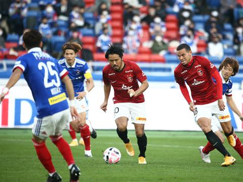 MEIJI YASUDA J1 League 27th Sec. vs Yokohama F・Marinos(Result)