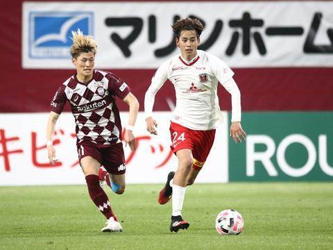MEIJI YASUDA J1 League 31st Sec. vs Vissel Kobe(Result)