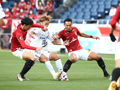 MEIJI YASUDA J1 League 28th Sec. vs Gamba Osaka(Result)