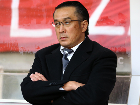 Team Manager Tsuyoshi Otsuki – Press Conference after the Match against Kashima Antlers
