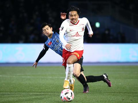 MEIJI YASUDA J1 League 33rd Sec. vs Kawasaki Frontale(Result)