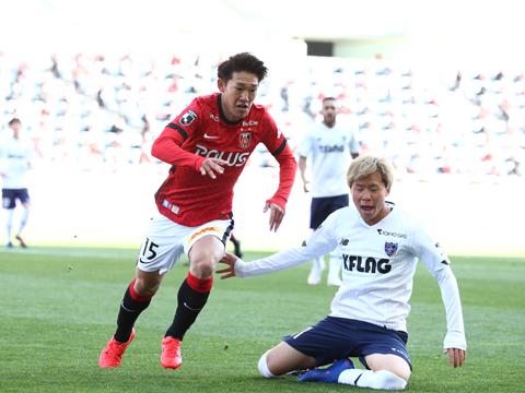 MEIJI YASUDA J1 League 1st Sec. vs F.C.Tokyo(Result)