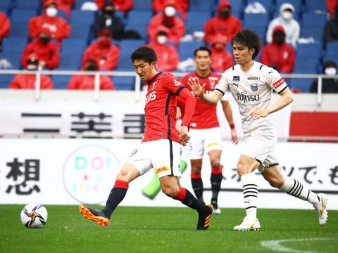 MEIJI YASUDA J1 League 6th Sec. vs Kawasaki Frontale(Result)