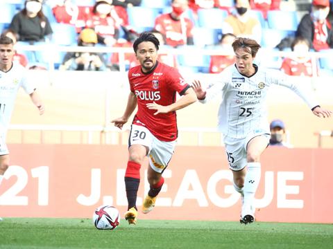 J.LEAGUE YBC Levain CUP GROUP STAGE 2nd Sec. vs Kashiwa Reysol(Result)