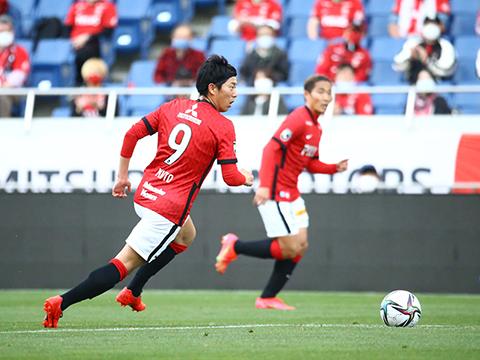 MEIJI YASUDA J1 League 9th Sec. vs Tokushima Vortis(Result)