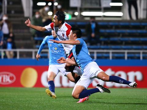 J.LEAGUE YBC Levain CUP GROUP STAGE 3rd Sec. vs Yokohama FC(Result)