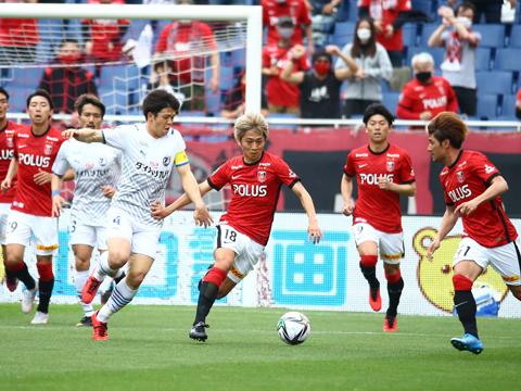 MEIJI YASUDA J1 League 11th Sec. vs Oita Trinita(Result)