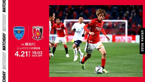 J.LEAGUE YBC Levain CUP GROUP STAGE 3rd Sec. vs Yokohama FC