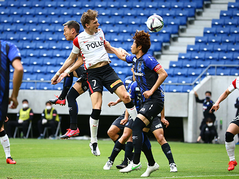 MEIJI YASUDA J1 League 14th Sec. vs Gamba Osaka(Result)