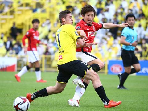 J.LEAGUE YBC Levain CUP GROUP STAGE 5th Sec. vs Kashiwa Reysol(Result)