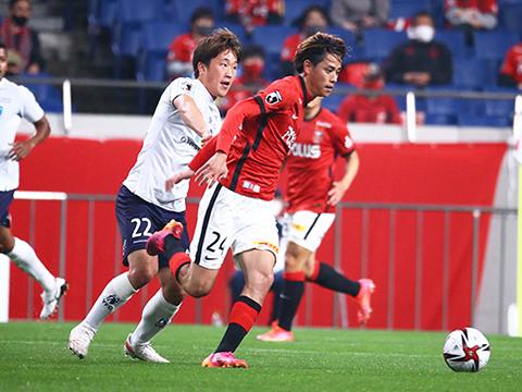 J.LEAGUE YBC Levain CUP GROUP STAGE 6th Sec. vs Yokohama FC(Result)